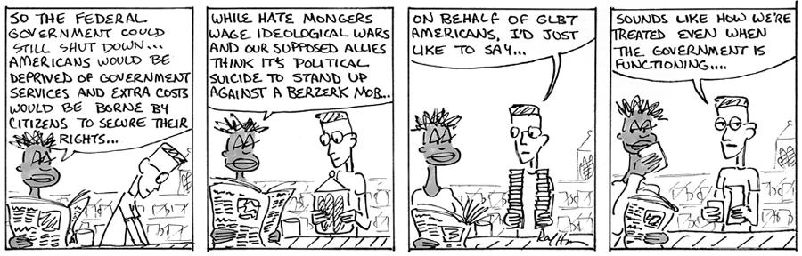 The Regulars #<217>: <192.  SHUT OUT  4/15/11>