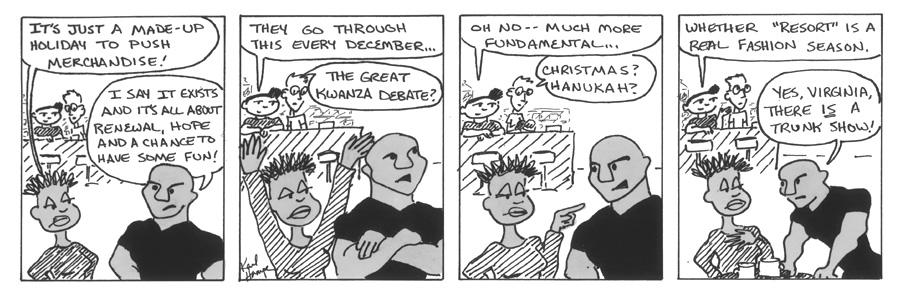 The Regulars #<30>: <19.  SEASON'S GREETINGS  12/21/07>